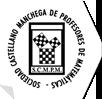 Sociedad Castellano Manchega de Profesores de Matemáticas