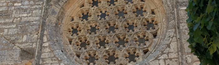 Número hexagonal en Alarcos